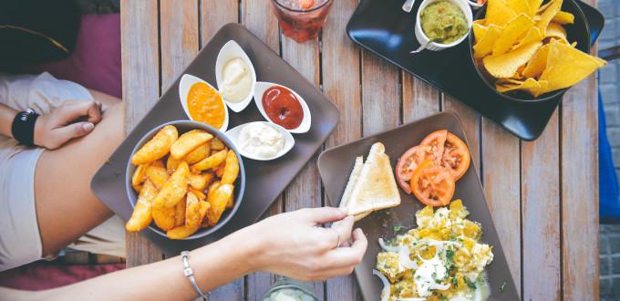 Sposoby jak jeść mniej