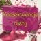 Piątek z Psychodietetyką: Jakie mogą być konsekwencje diety?