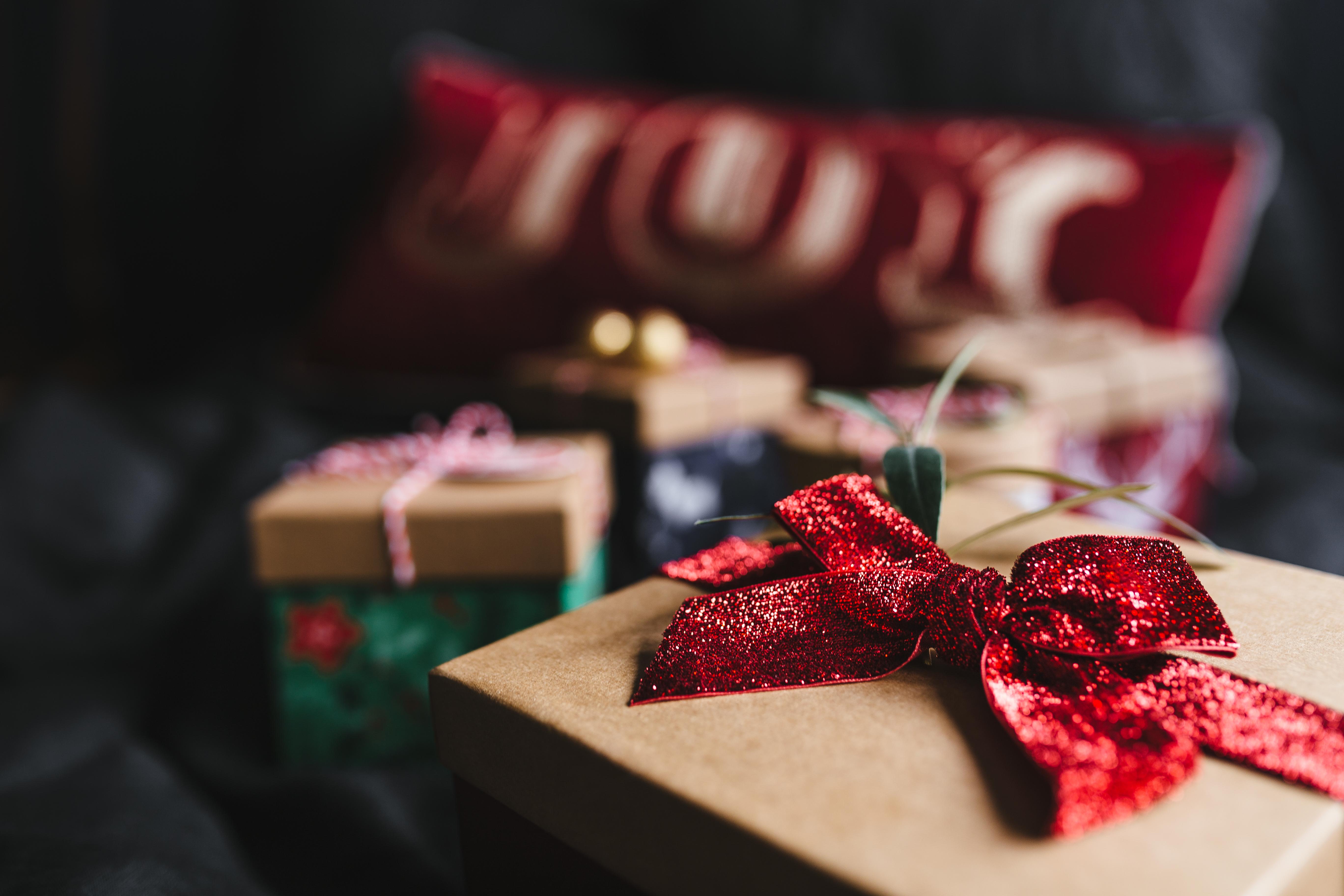 Jadalne prezenty świąteczne